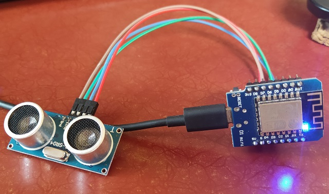 IoT Vehicle Parking System using ESP8266 and Blynk
